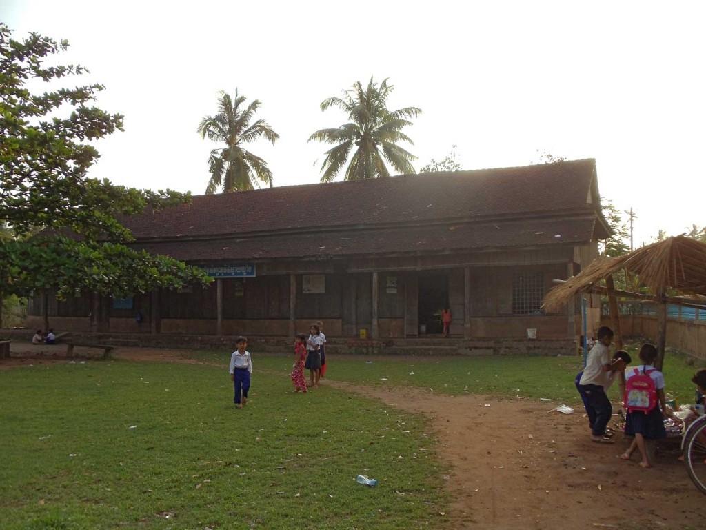 Phoum Bourn Svay Klaing Elementary School