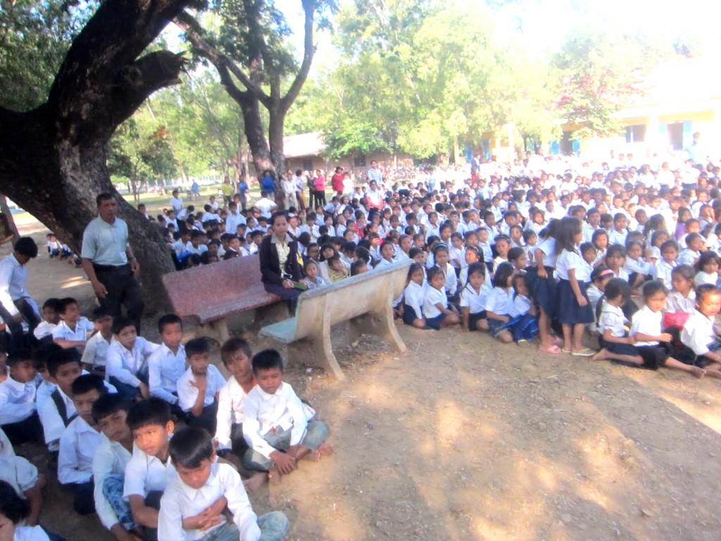 Soeur Village Students 2011